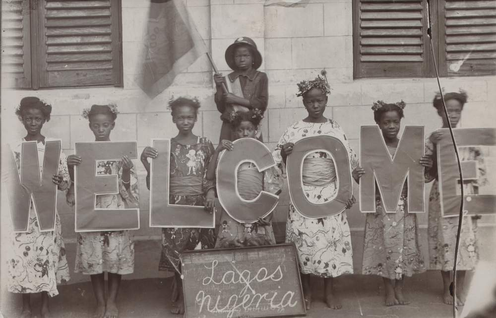 The Salvation Army is welcomed to Nigeria (photo: International Heritage Centre)